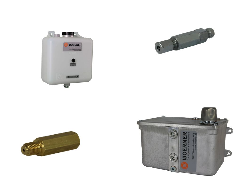 Lubrication System Accessories