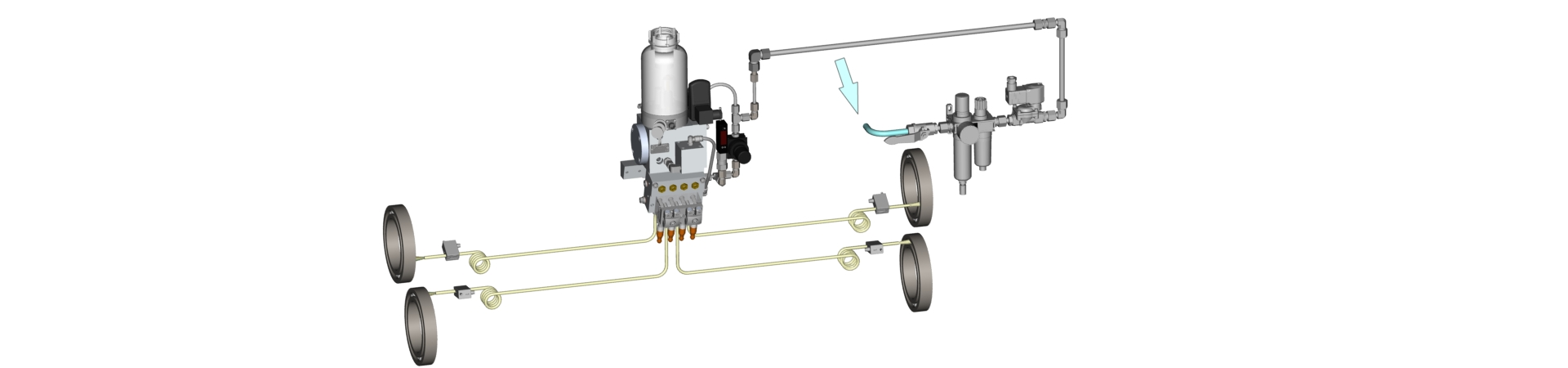Oil-Air Lubrication System - Woerner